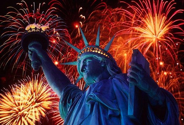 Праздники и традиции: Праздники в США