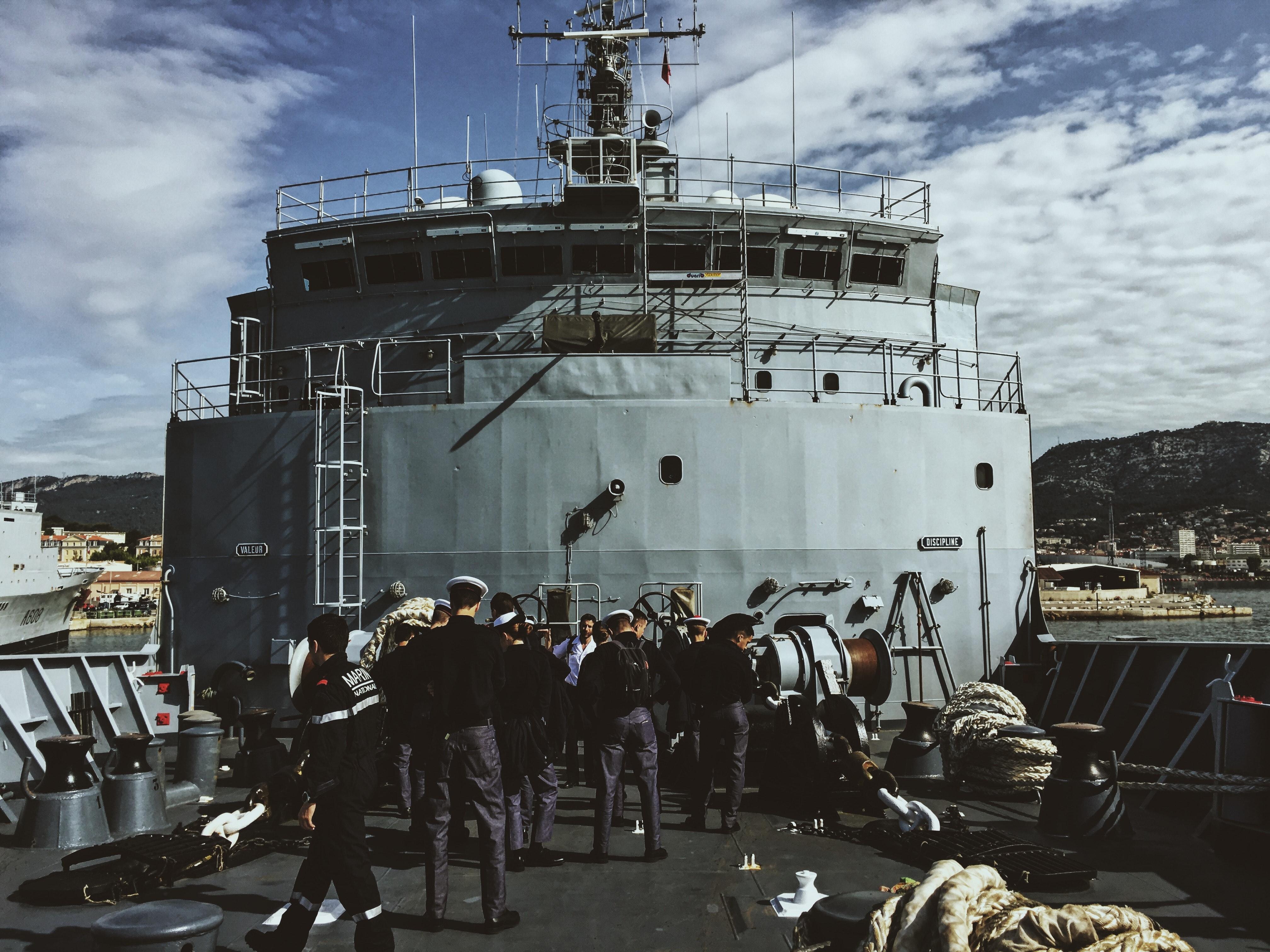 Обучение английскому для моряков